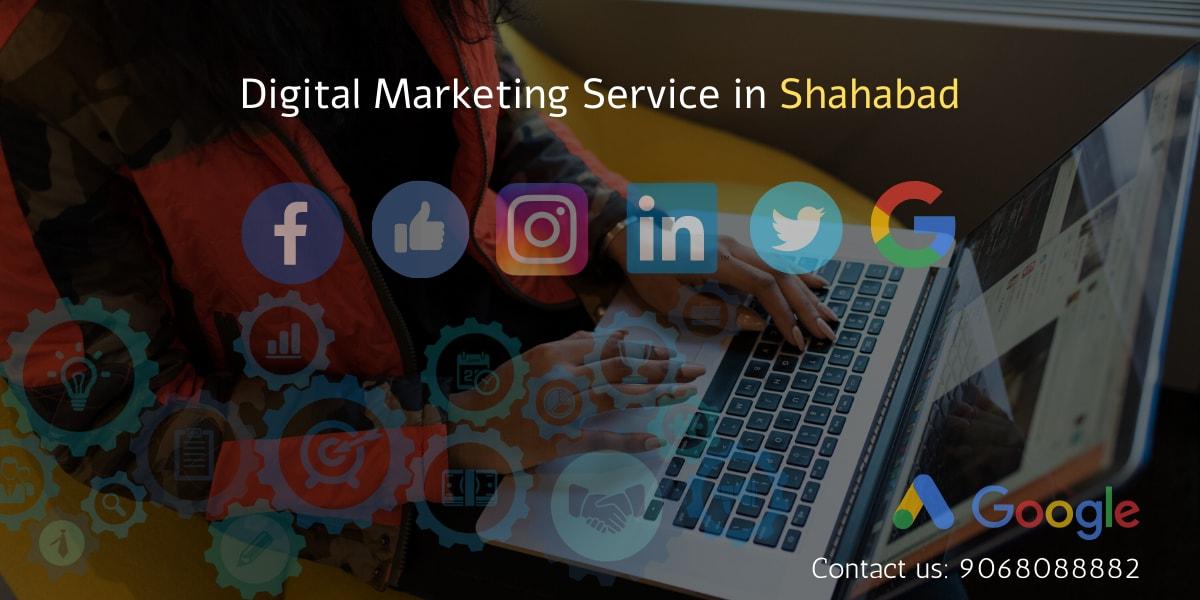 digital marketing service in shahabad