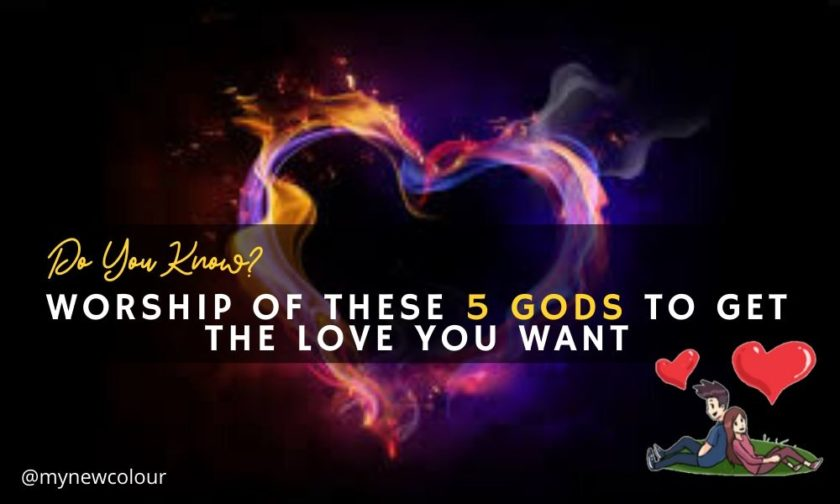 God worship for love