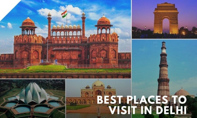 best visiting place in delhi