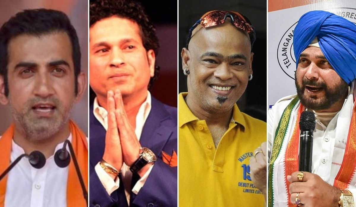 top 10 cricketer who become politician