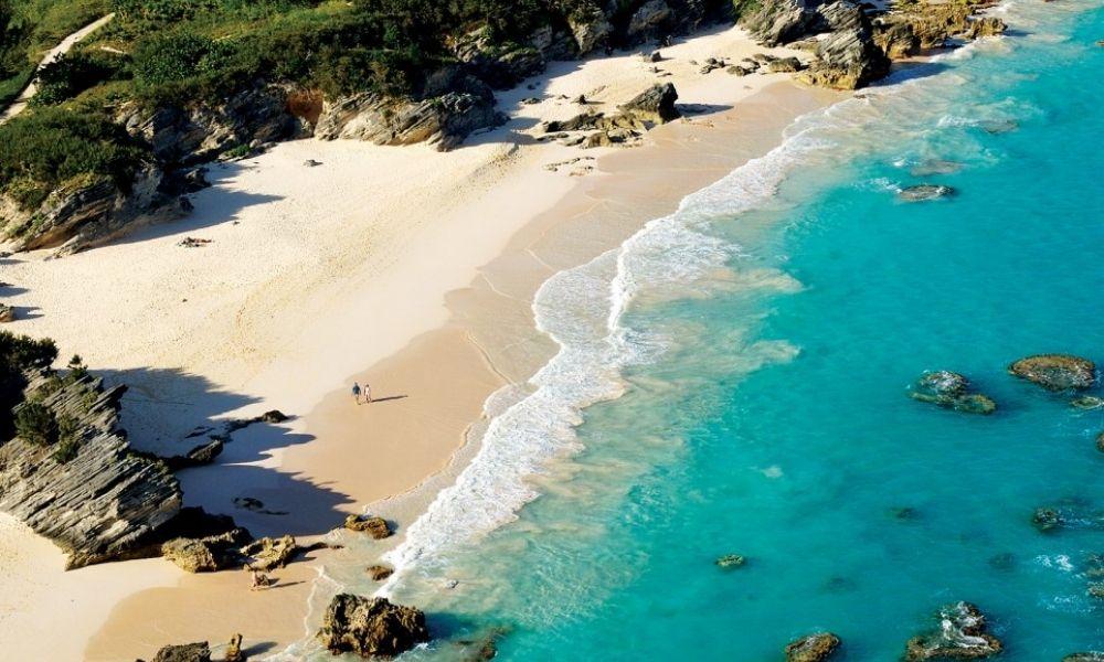 beach ocean location in India