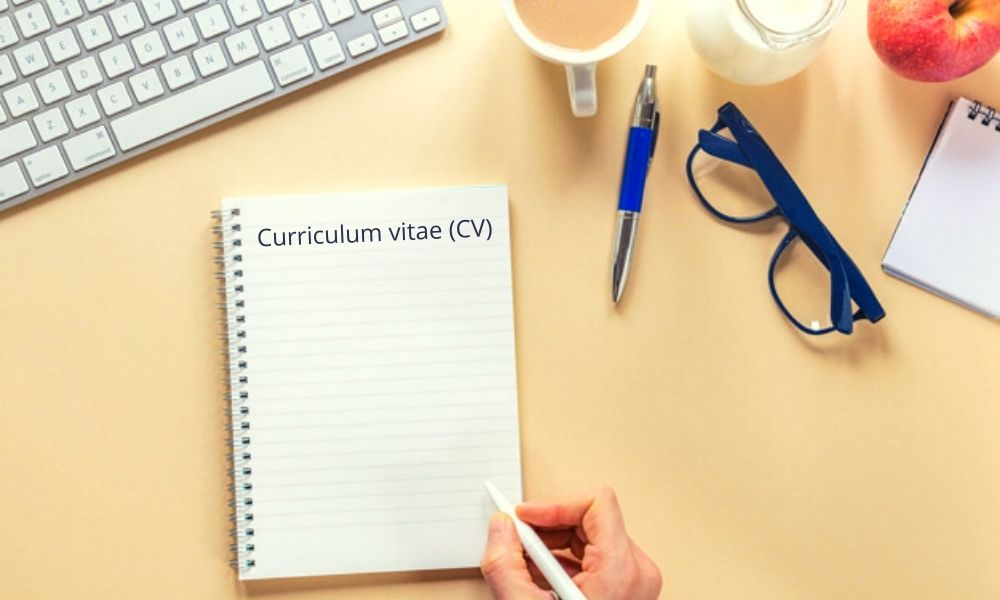 What is Curriculum Vitae?
