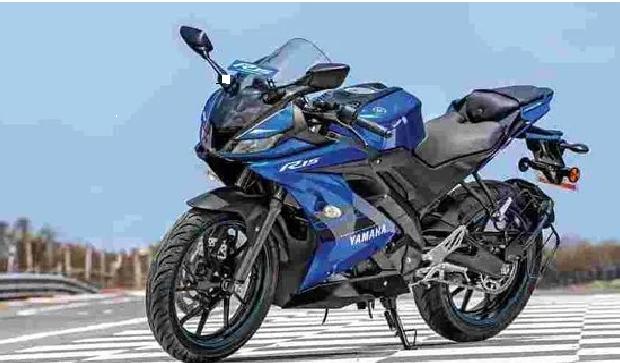 Yamaha bike
